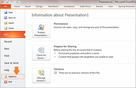 Bai Dings Blog How To Insert Flash Into Powerpoint 2010